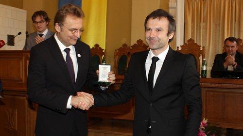 У Садового кажуть, що Вакарачук-президент це непогано