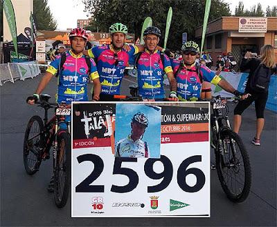 Ciclismo Aranjuez - Talajara