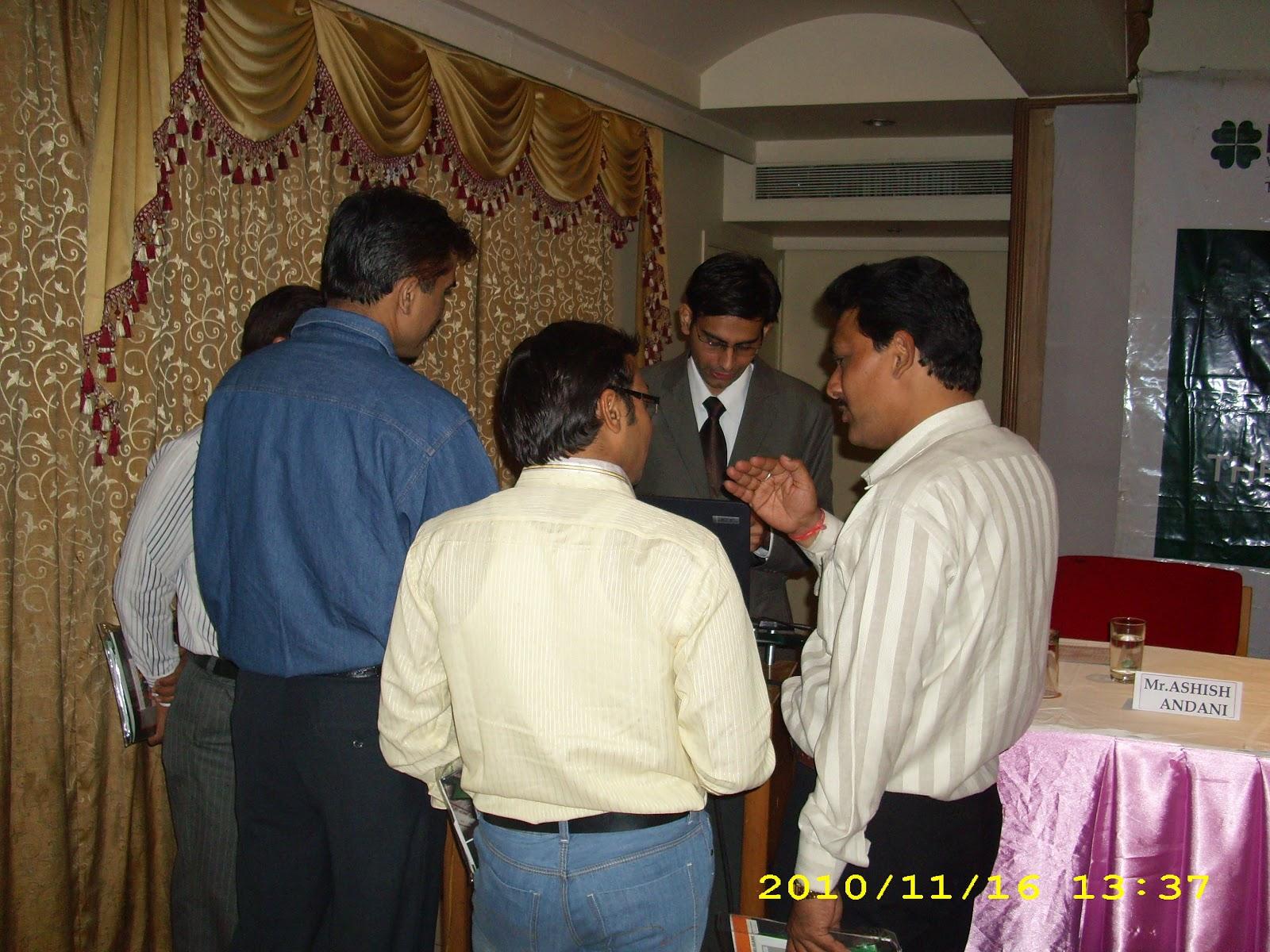 Investor Awareness programs