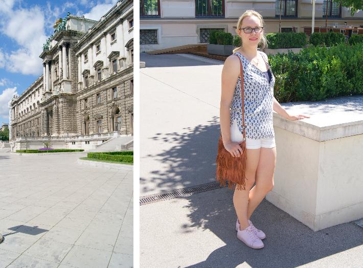 Outfit | Het zonnige Wenen