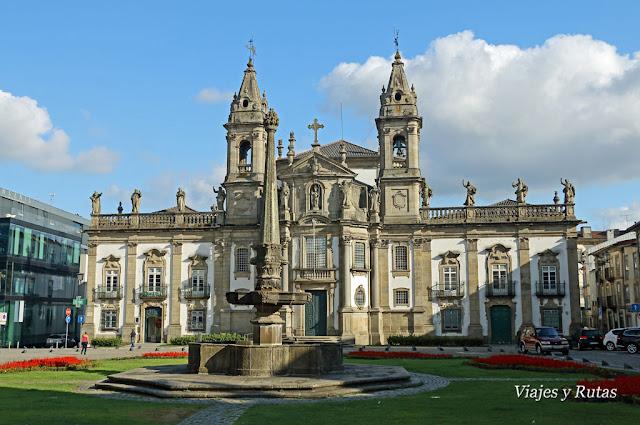 Hospital de San Marcos, Braga, Portugal