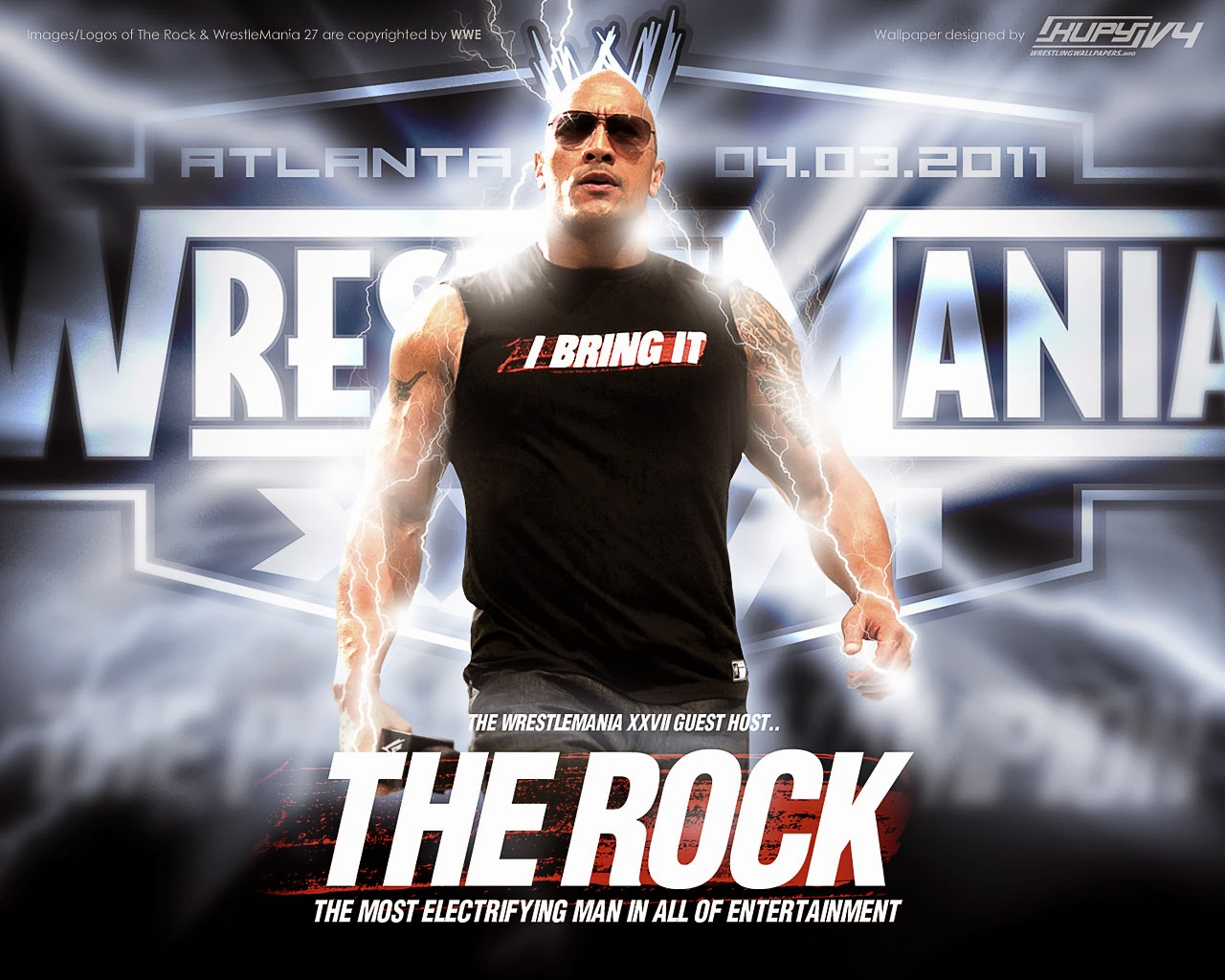 Beautiful The Rock Picture