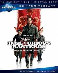Inglourious Basterds 2009 Hindi Dual Audio 400mb BluRay 576p