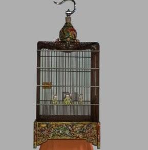 Kisaran Harga Terbaru Sangkar Burung Kicau Ukir Saat Ini 2017 Paling Lengkap