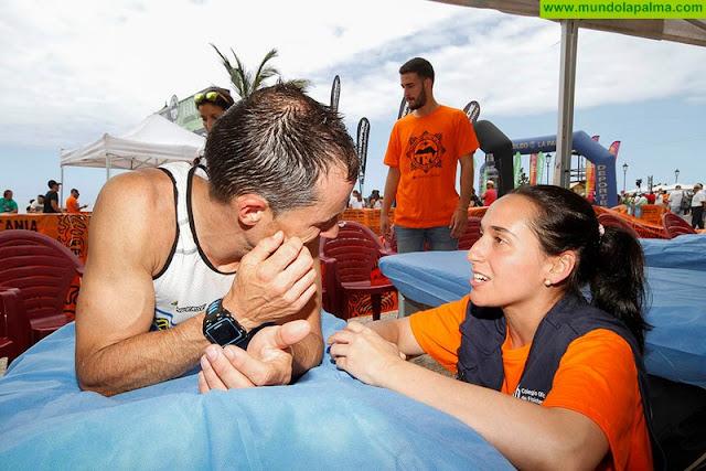 Un total de 53 fisioterapeutas atenderán a los participantes de Transvulcania en La Palma
