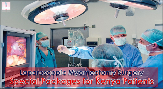 Laparoscopic Myomectomy Surgery and Packages India