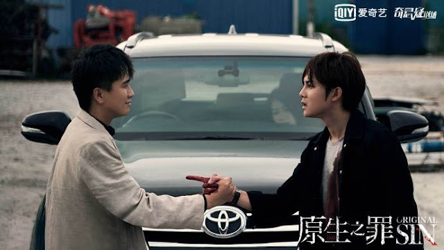 Original Sin iQiYi crime thriller drama