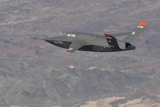 Drone Tempur Siluman XQ-58 AS