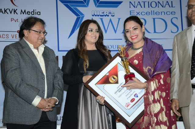 ACS Media Corporation organises the 2nd NIER's National Excellence Awards 2017