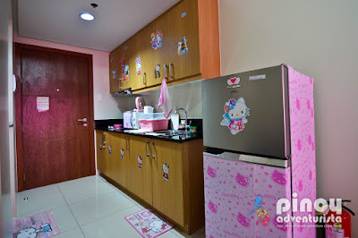 Hello Kitty Themed Condo Unit in Metro Manila