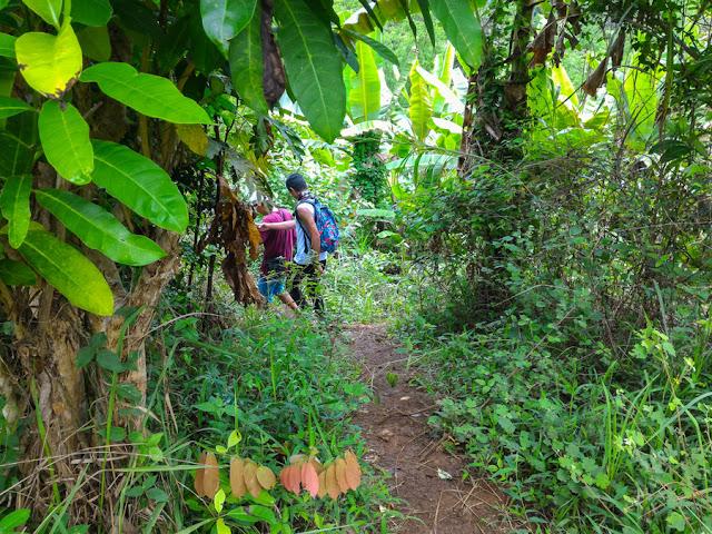 Trekking in Limay Bataan