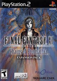 Free Download Final Fantasy XI Chains of Promathia PCSX2 ISO PC Games Untuk Komputer Full Version ZGASPC