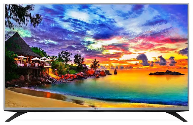 Harga TV LED LG 43UH650T UHD 4K Smart TV 43 Inch