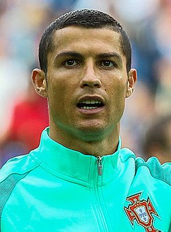 Take a Look at the Star Player Ronaldo from Group B