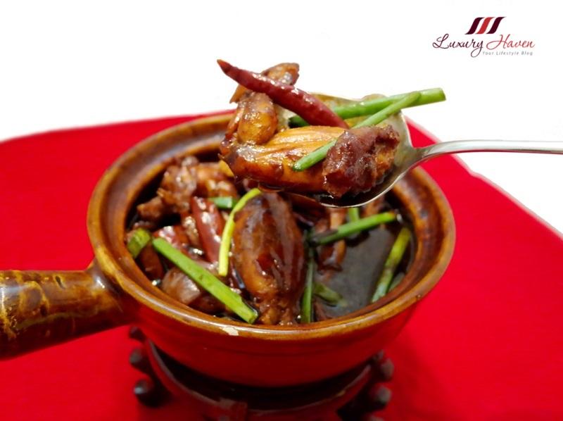 delicious claypot kung po frog legs recipe