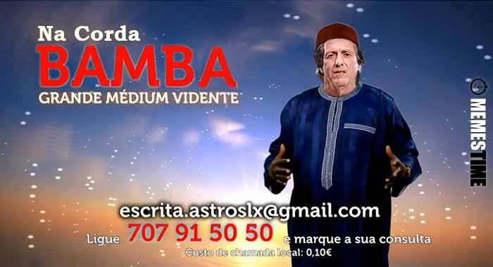 GIF Memes Time, da bola que rola e faz rir - Jorge Jesus na antevisão do jogo Sporting CP x Arouca, faz lembrar o Professor Bambo – Na Corda BAMBA