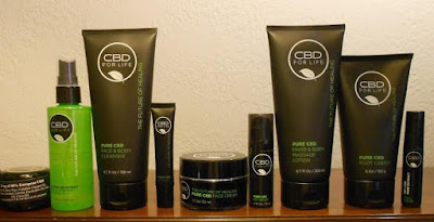 **WIN**CBD for Life Beauty and Wellness Package of Nine Products ($206) Giveaway!?Ends October 14, 2016