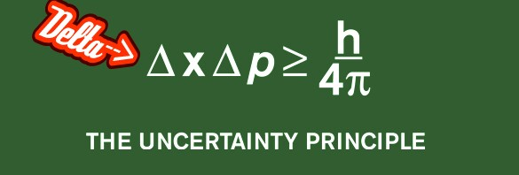 equation of uncertainity