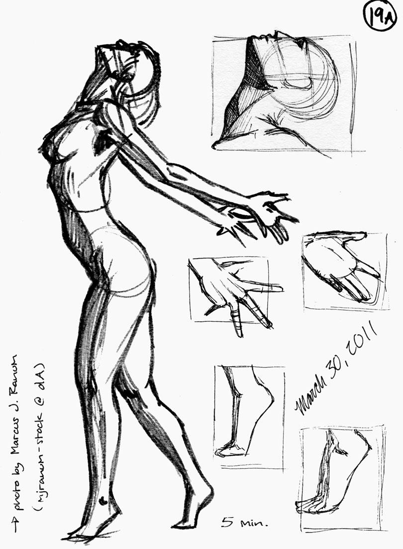 Brain Drain: Art and Sketches by Jillian Lambert: Spring