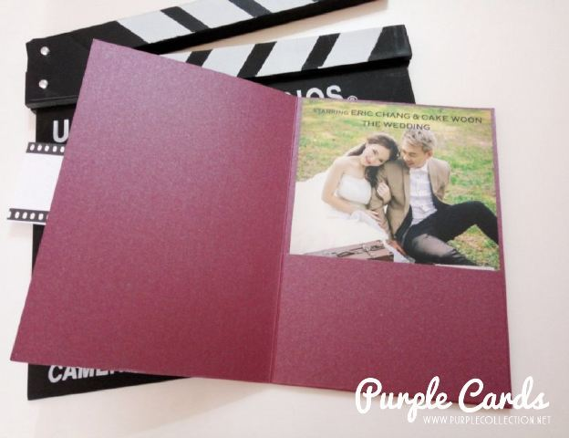 movie wedding invitation card printing malaysia, kuala lumpur, selangor, penang, ipoh, perak, seremban, nilai, melaka, johor bahru, singapore, bentong, pahang, kuantan, kedah, kelantan, cetak, kad kahwin, film, handmade, pocket, hand crafted, photo printing, cut, express, rush, online, order, gombak, setapak, tie the knot, maroon, strap, textured card, envelope, pearl, metallic, digital, elegant, simple, unique, special, chinese, malay, indian, modern, sabah, sarawak, kuching, kota kinabalu, miri, bintulu, affordable, international, global, shipping free