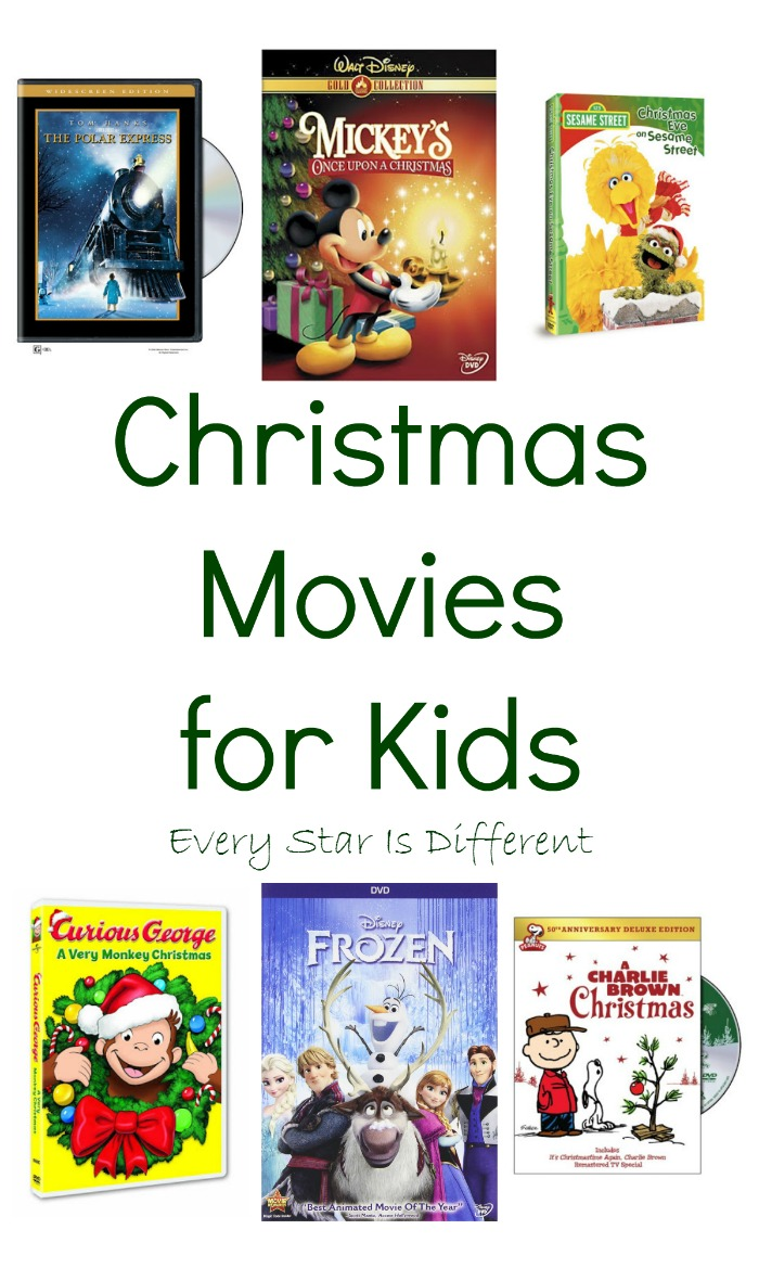 Christmas Movies for Kids - Every Star Is Different
