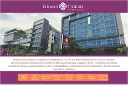 Lowongan Kerja Hotel Grand Tjokro Bandung Minimal SMA