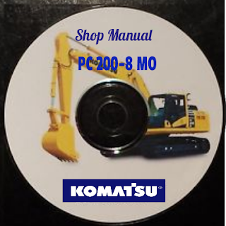 Shop Manual PC200-8MO pc200lc-8MO pc220-8MO pc220lc-8MO