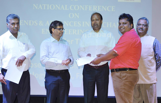 Concluded two-day national conference on 'latest conveying and advancement in mechanical engineering