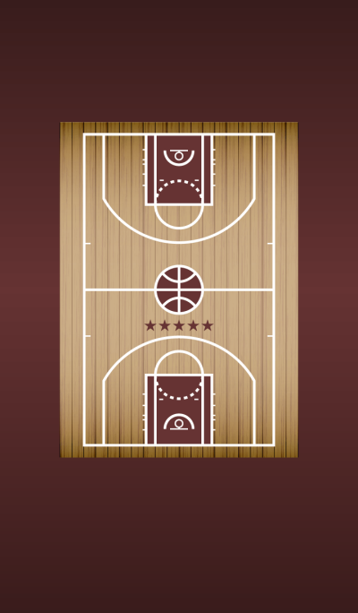 court vision -basketball-