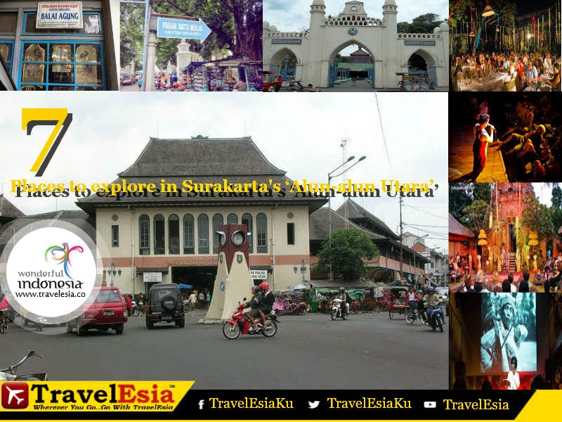 places to explore in Surakarta's 'Alun-alun Utara'