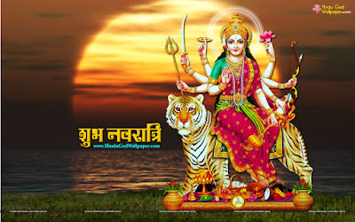 Navratri Mata Rani Wallpaper Download