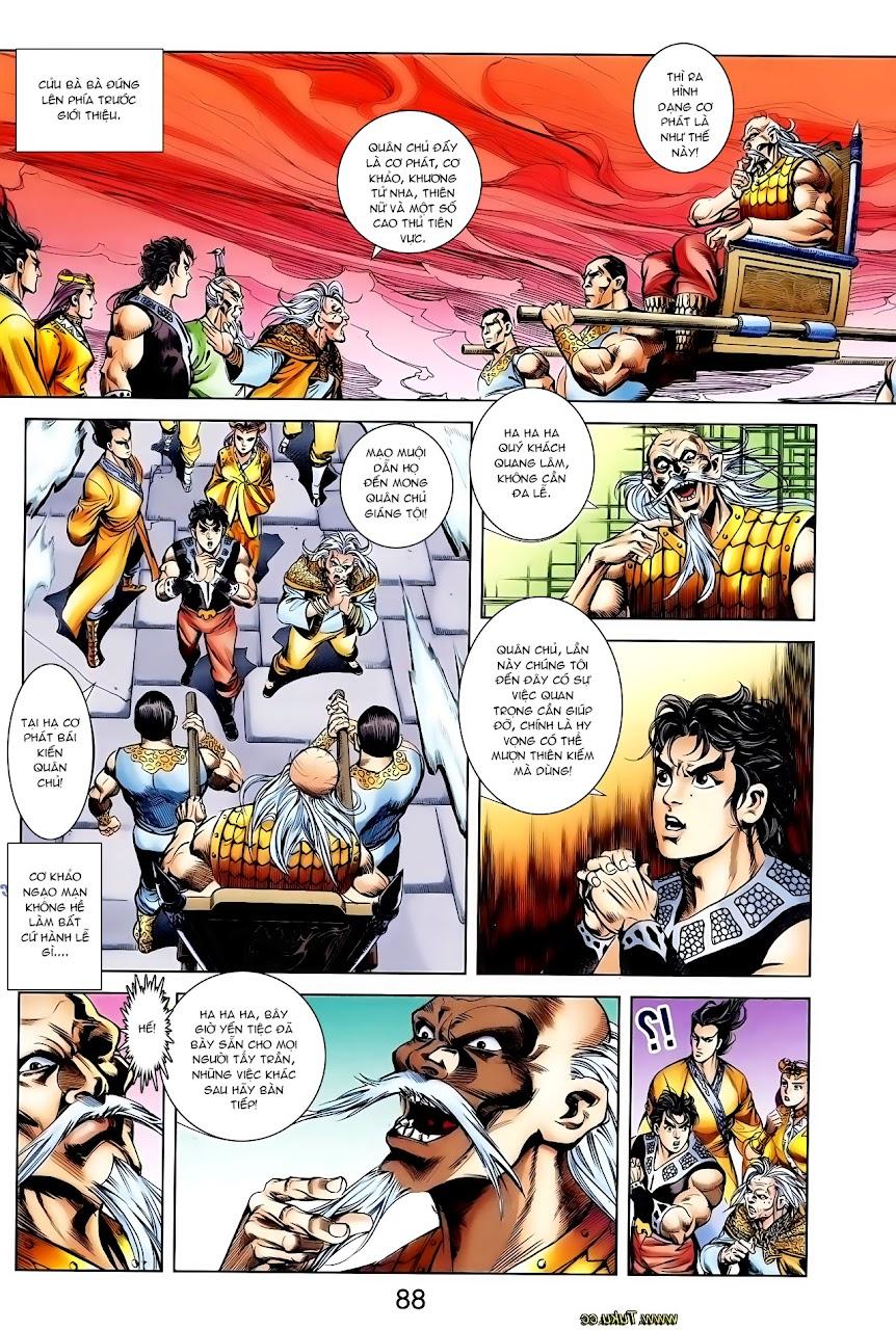 Cơ Phát Khai Chu Bản chapter 111 trang 30