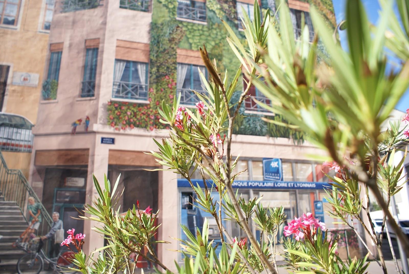 mur canuts croix rousse lyon rhône alpes blogtrip synbud