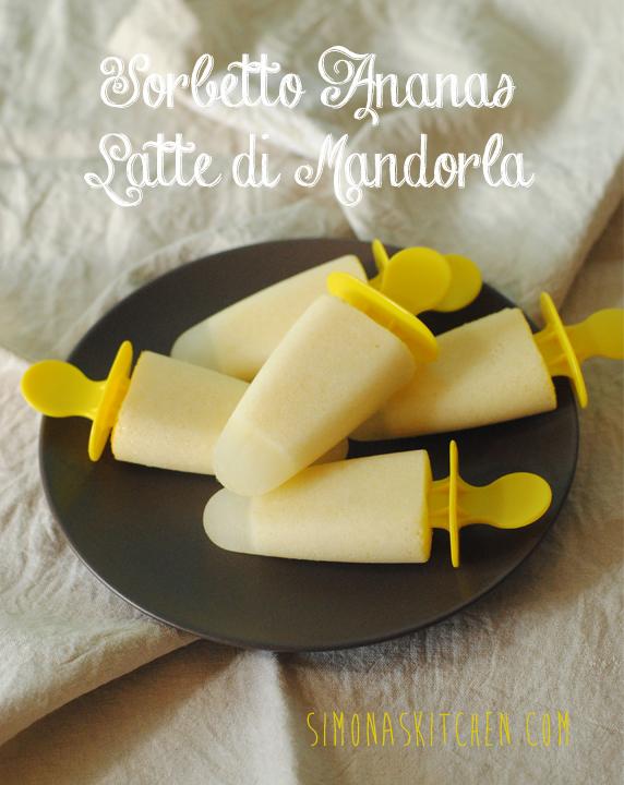 Sorbetto_Ananas_Latte_mandorla