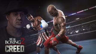 Real Boxing 2 CREED MOD Apk v1.1.2 Full OBB