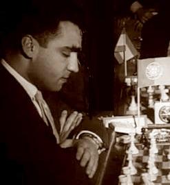 El ajedrecista Daniel de Oliveira