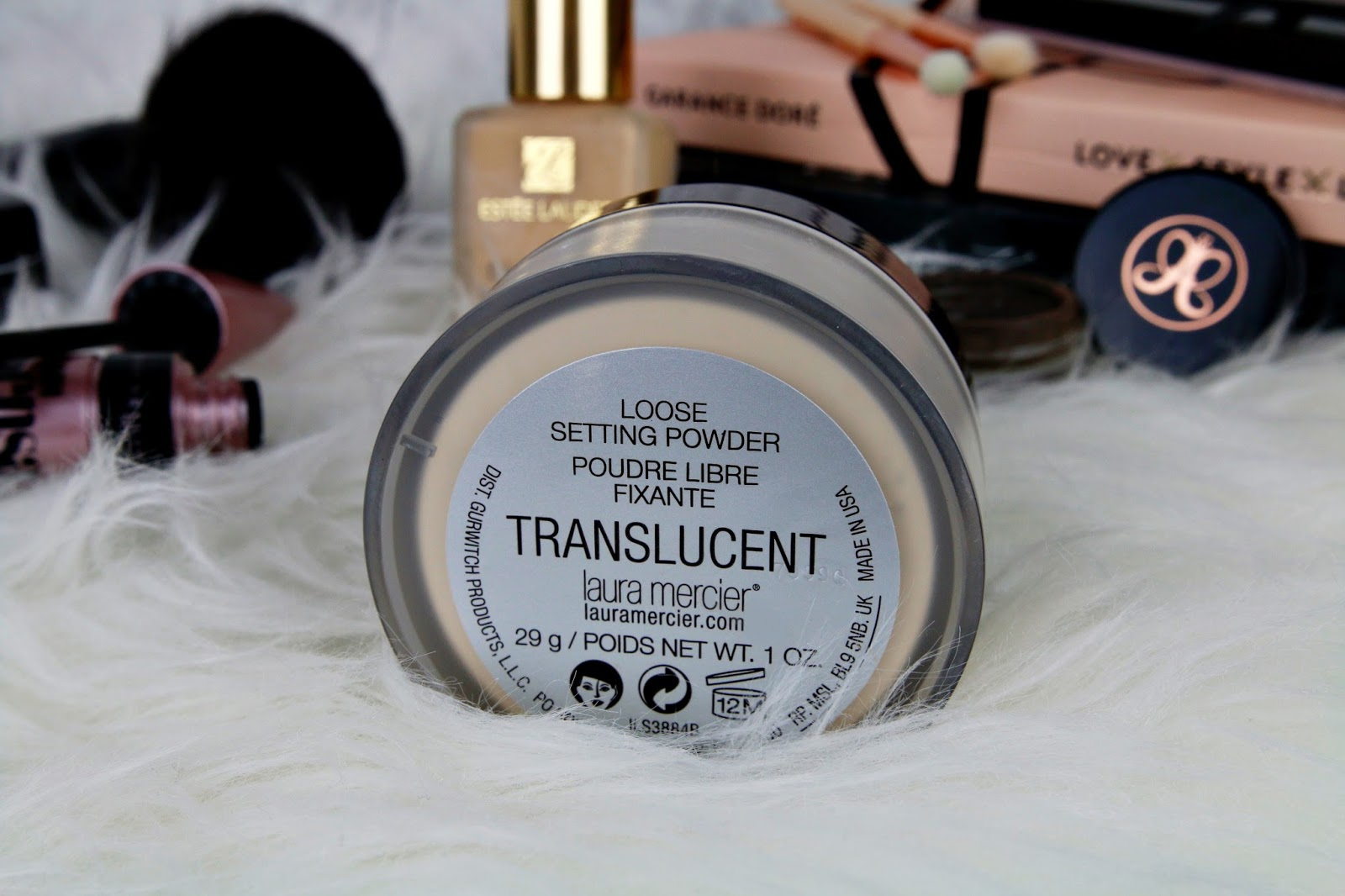 Laura Mercier Translucent Loose Setting Powder recenzja