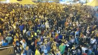 Nova Palmeira realizou mais um grande carnaval com sucesso