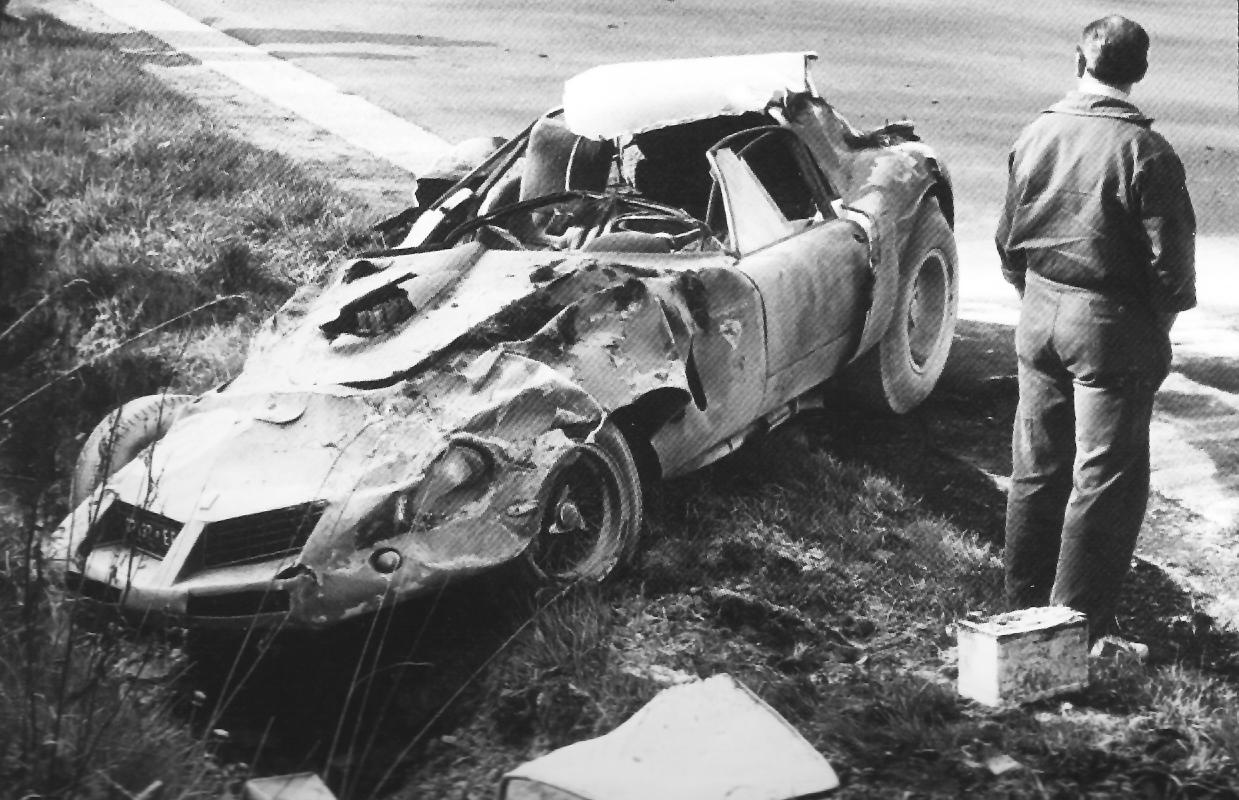 Classic Cars Talks: Ferrari Chassis - #2053GT