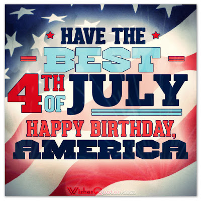 wishes images for fourth of july