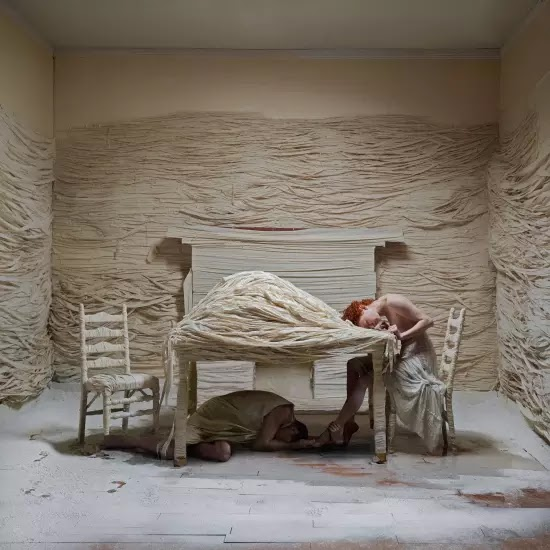 Jennifer Thorenson arte fotografia surreal emotiva narrativas