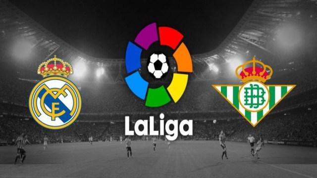 ملخص مباراة ريال مدريد ووريال بيتيس اليوم في الجولة الخامسة من الدوري الاسبان أهداف ريال مدريد امام ريال بيتيس