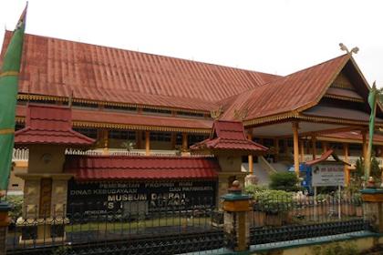 Museum Sang Nila Utama - Sejarah Perjalanan Riau