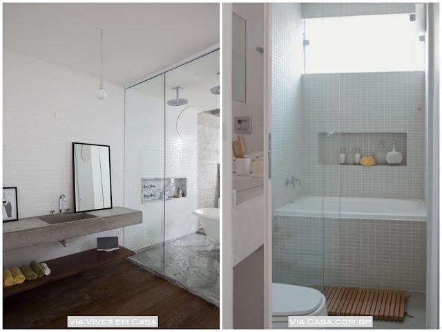 modelos de banheira