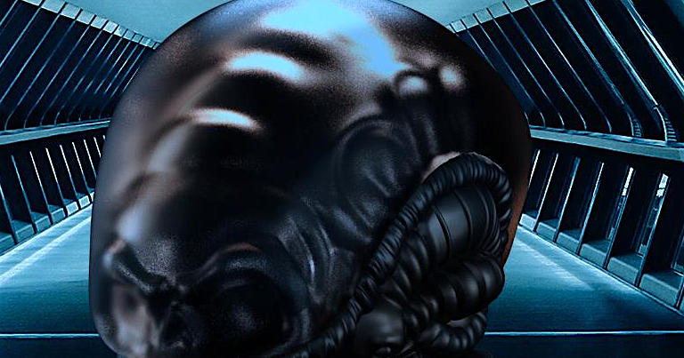 BABY ALIEN by Alex Solis x Mighty Jaxx for July 15th Pre-Order
