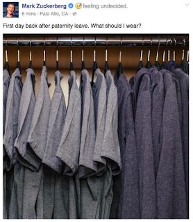 hep aynı kıyafeti giyen ünlüler facebook kurucusu