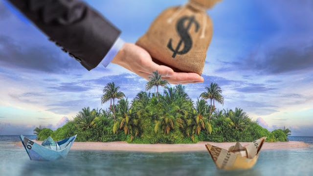 Oxfam Intermón denuncia la fuga de millones de euros a paraísos fiscales