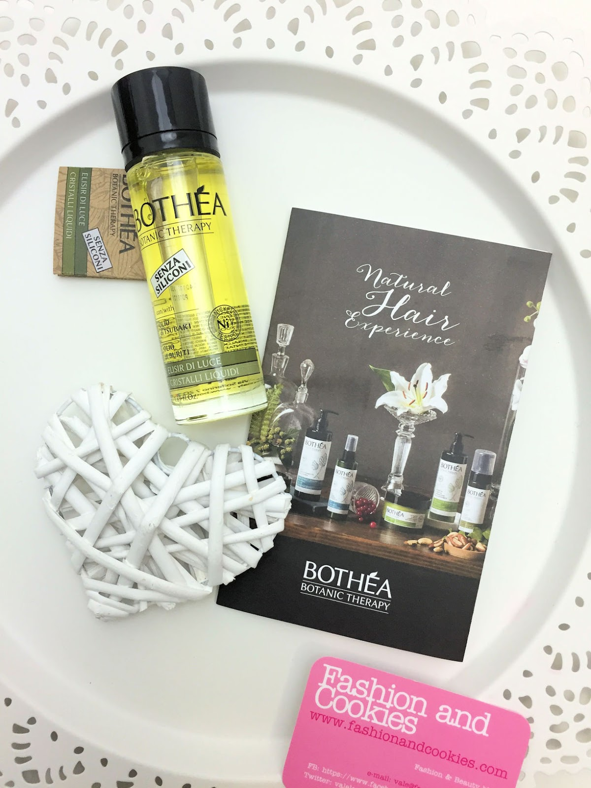Bothéa Natural Hair Experience: recensione prodotti naturali per capelli su Fashion and Cookies fashion blog, fashion blogger style