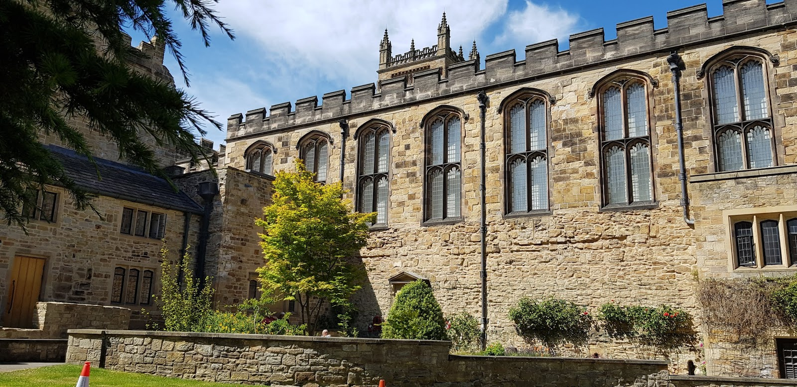 north east england durham cathedral visit sightseeing