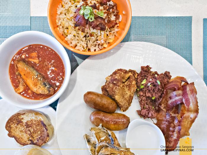 Taal Vista Hotel Tagaytay Veranda Buffet Breakfast
